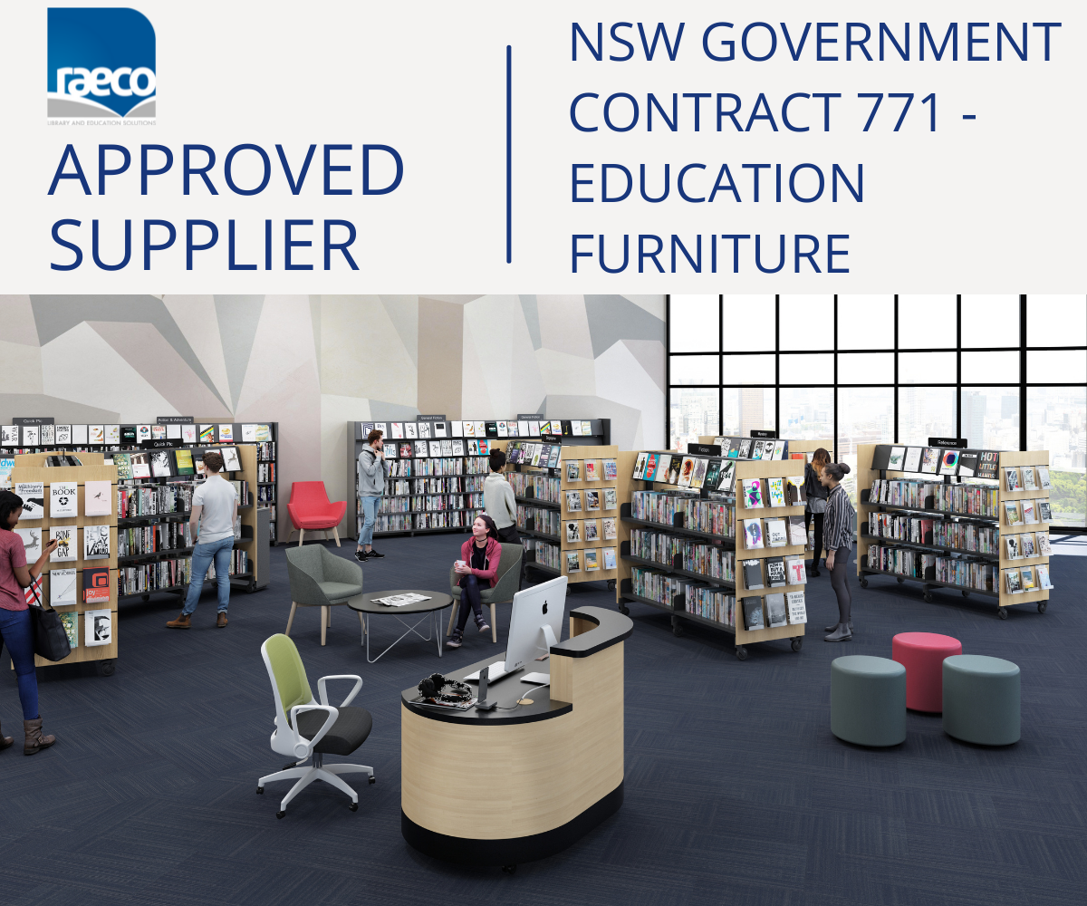 Read more about the article We're on the NSW Government Office & Education Furniture Contract [771]