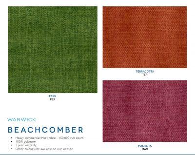 Fabric - Beachcomber