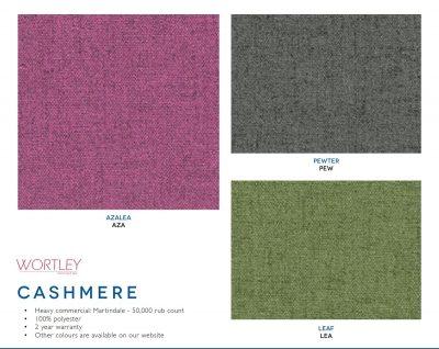 Fabric - Cashmere